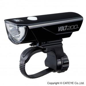 Lampka przednia CatEye HL-EL151RC Volt 200