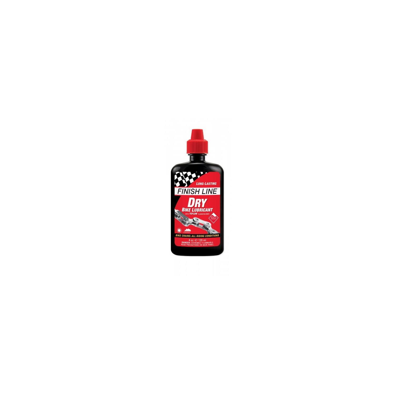 Finish Line Teflon Plus Dry olej teflonowy na suche warunki 120ml - butelka