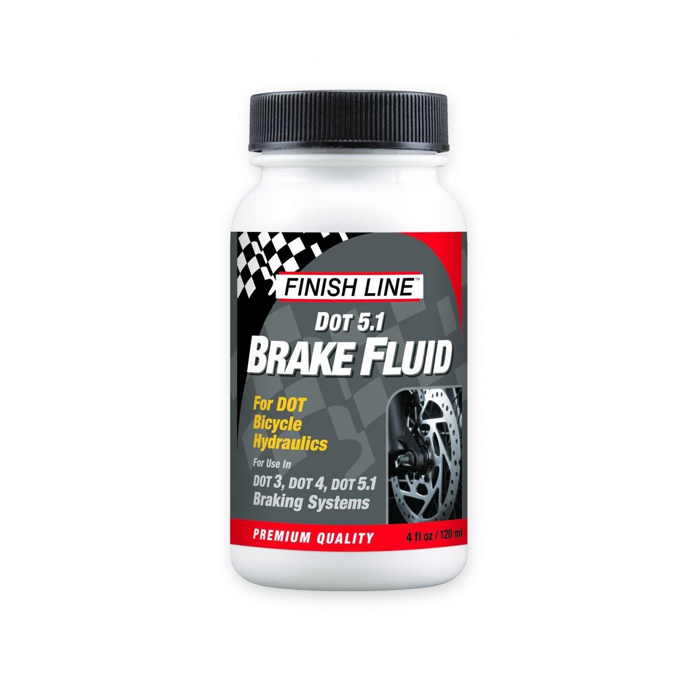 Płyn hamulcowy DOT Break Fluid 5.1 120ml