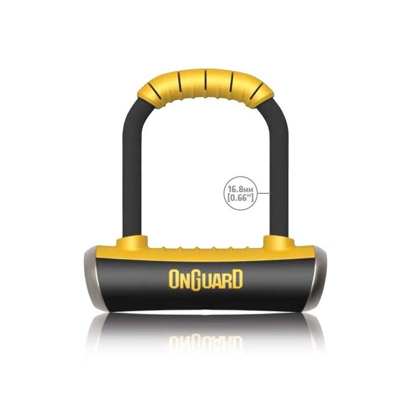 Zapięcie U-lock OnGuard Brute Mini 8112