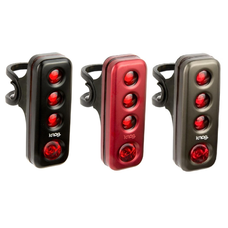 Lampka tylna Knog Blinder Road R70 – USB!