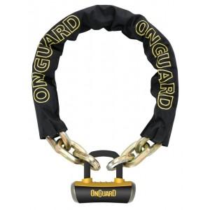 Zapięcie łańcuch OnGuard U Beast 8016 - 110cm