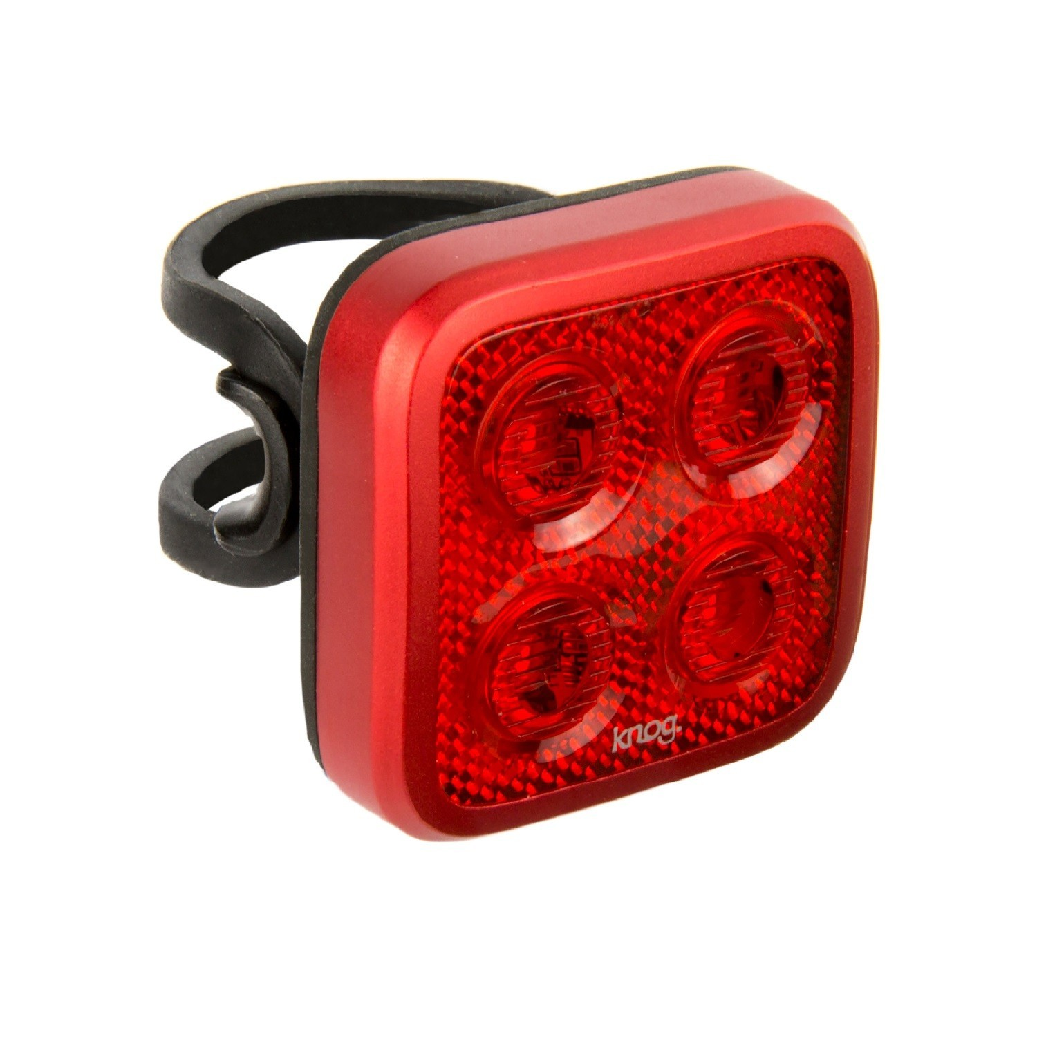 Lampka tylna Knog Blinder Mob Four Eyes USB