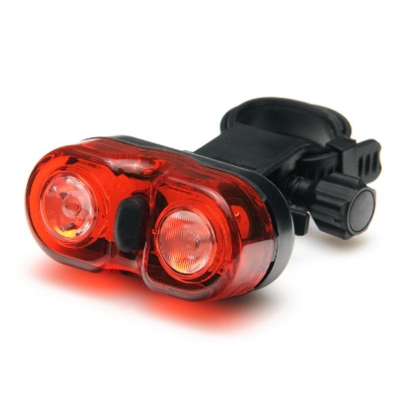 Lampka rowerowa tylna Mactronic WALLe I BPM-2SL -2 x 0,5W LED