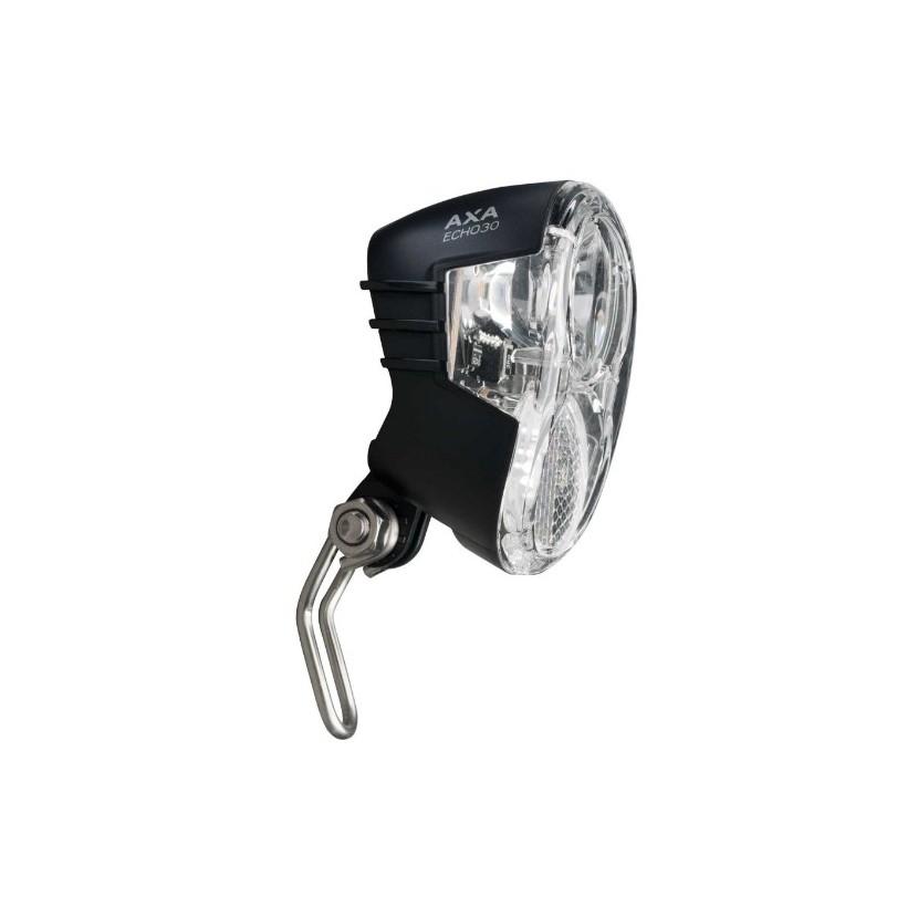Lampka przednia AXA Echo 30 Switch On/Off