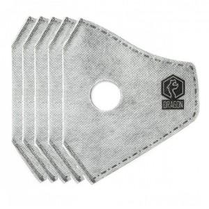 Filtr N99 Dragon Casual Active Carbon 5 sztuk