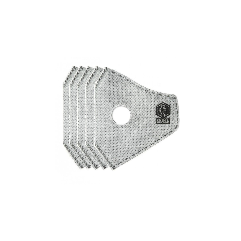Filtr N99 Dragon Casual Active Carbon 3 sztuki