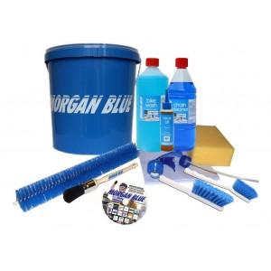 Zestaw do czyszczenia Morgan Blue