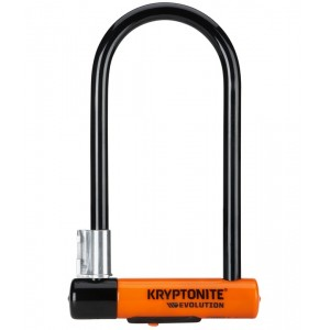 Zapięcie U-lock Kryptonite New-U Evolution STD + uchwyt