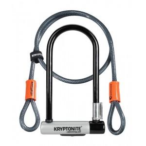 New U-lock Kryptonite KryptoLok Series 2 STD + linka 10mm