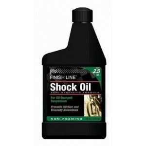 Finish Line Shock Oil 2.5 wt - olej do amortyzatorów 470ml
