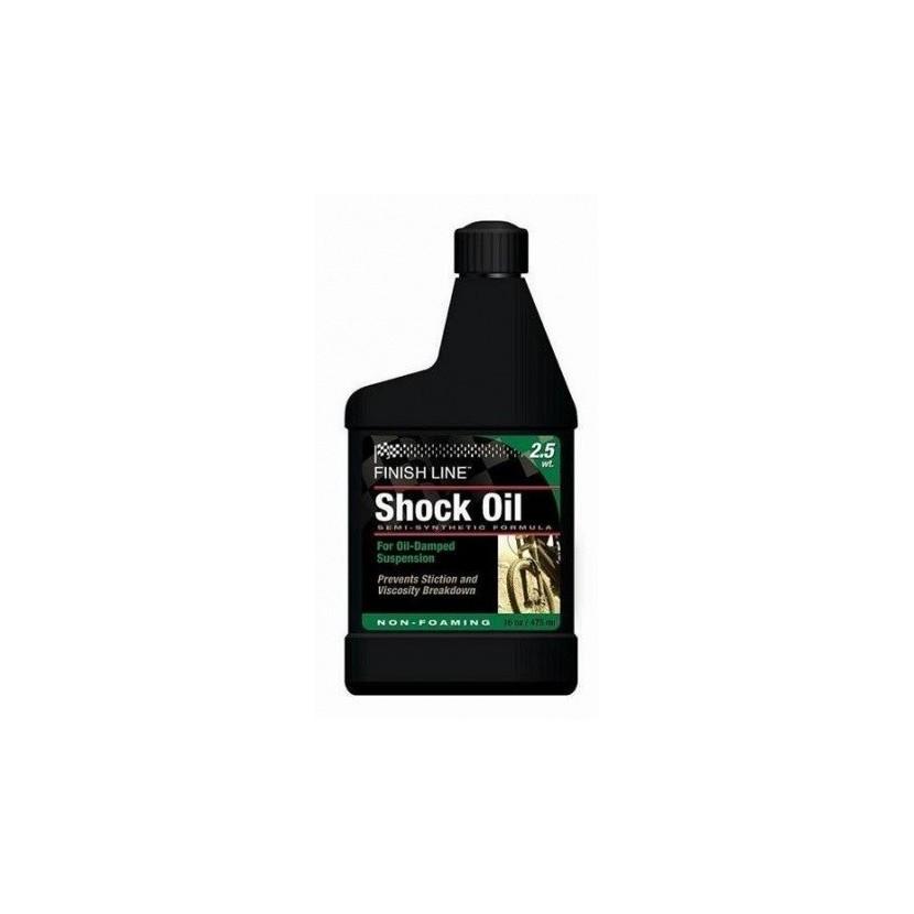 Finish Line Shock Oil 2.5 wt - olej do amortyzatorów 470ml