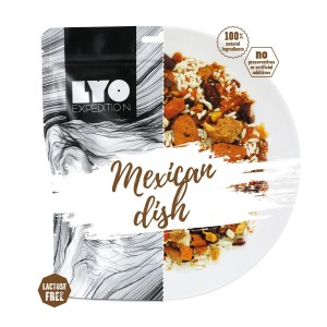 Liofilizowana potrawa meksykańska 500 g Lyofood