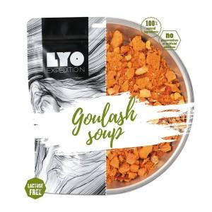 Liofilizowana zupa gulasz 500 g Lyofood