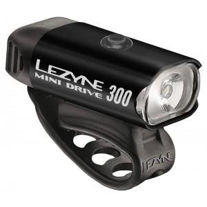 Lampka przednia Lezyne Mini Drive 300 lum, usb czarna