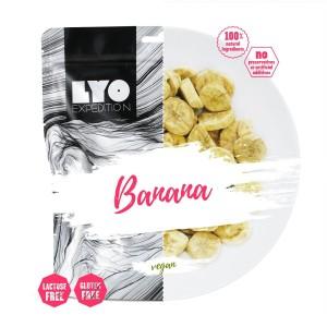 Liofilizowane owoce - banany 30 g Lyofood
