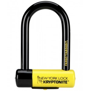 Zapięcie New U-lock Kryptonite New York Fahgettaboudit Mini