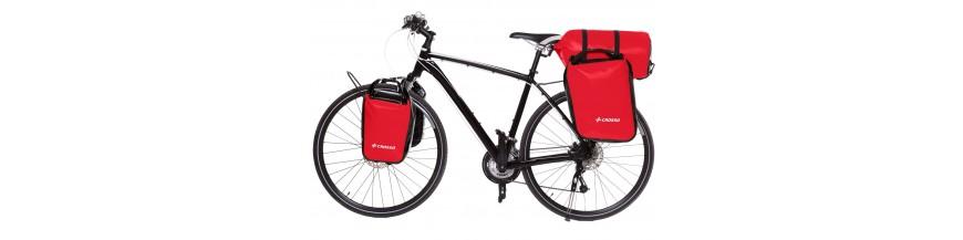 Sakwy i bagażniki rowerowe
