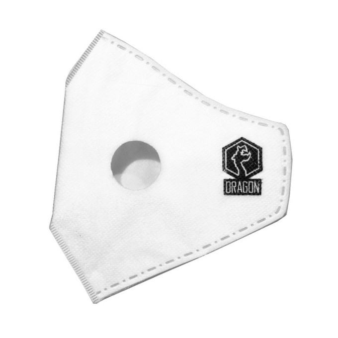 Filtr powietrza do maski przeciwsmogowej Dragon Casual N99