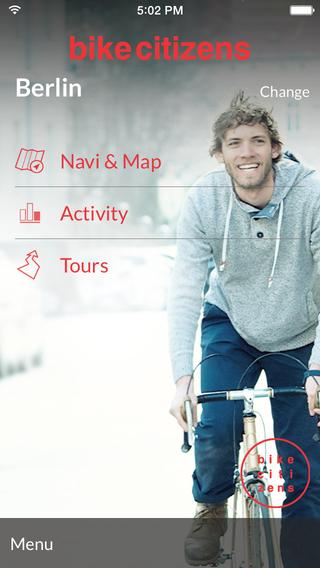 Finn - nawigacja rowerowa