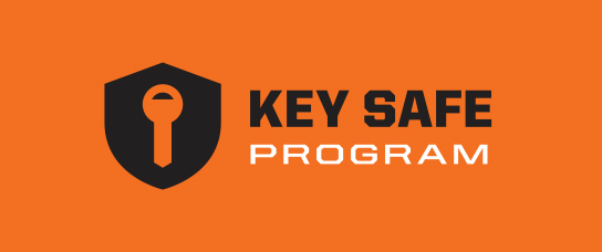 Key Safe Program dla zapięć Kryptonite