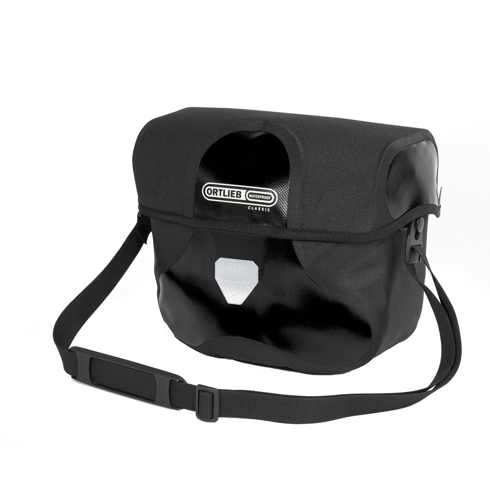 Ortlieb Ultimate 6 M Classic przypomina bagaż podręczny