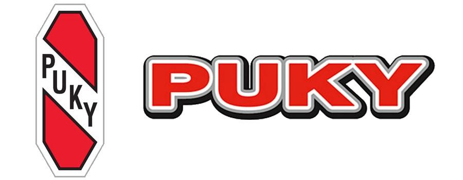 Logo firmy Puky