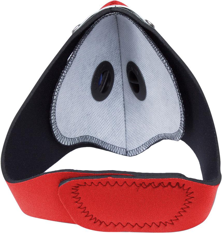filtr z wkładką wewnątrz maski respro