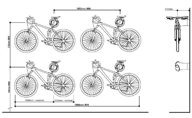 Instrukcja wieszania roweru górskiego