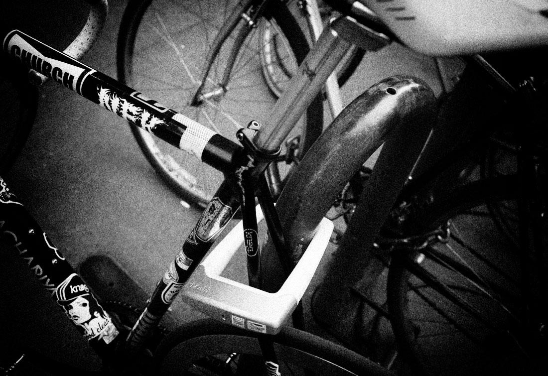Strongman zapięcie rowerowe Knog
