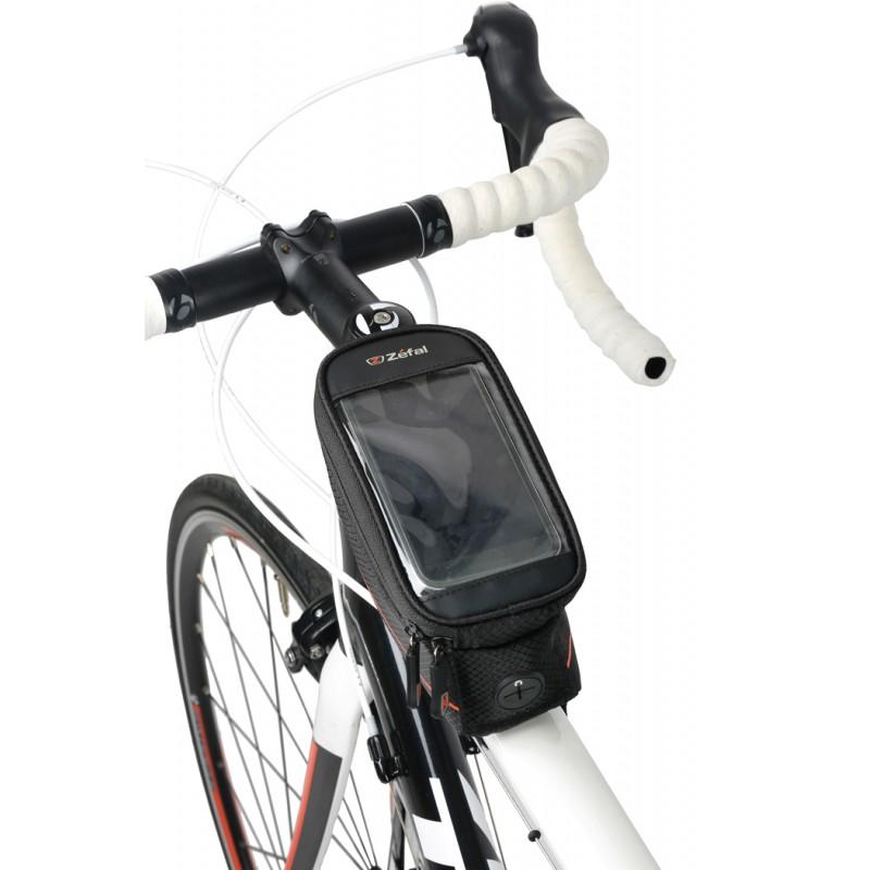 montaż Z Console do ramy roweru